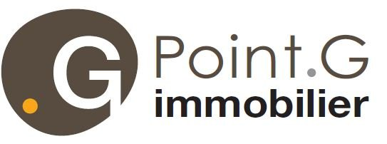 POINT G IMMOBILIER TOURS logodfinitif
